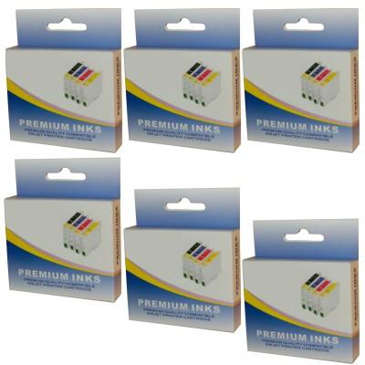 Compatible Epson Stylus R285 RX585 RX685 T0801 T0802 T0803 T0804 T0805 T0806 Ink Cartridges